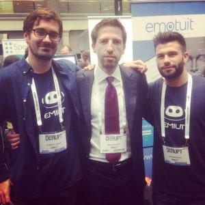 Disrupt Europe 2014: London – Techcrunch team