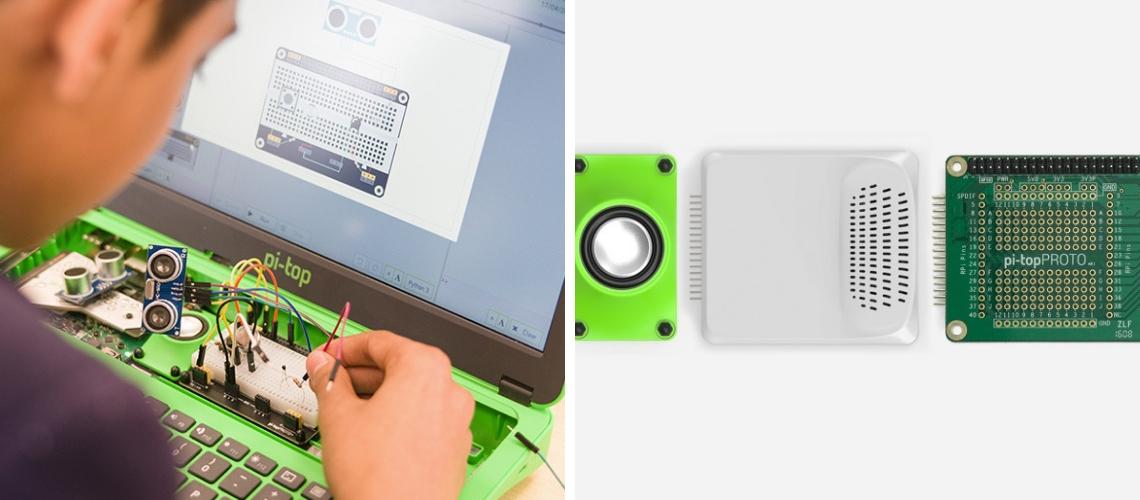 Pi-top Computer tool