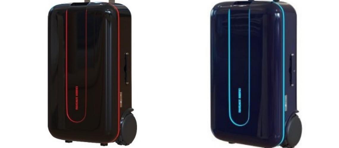 Travelmate Autonomous Suitcase