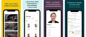 Urban Wellness app