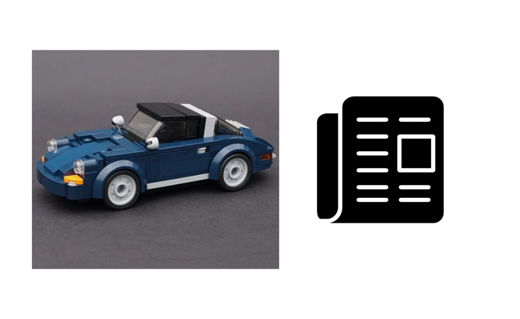 Lego cars porsche nerds