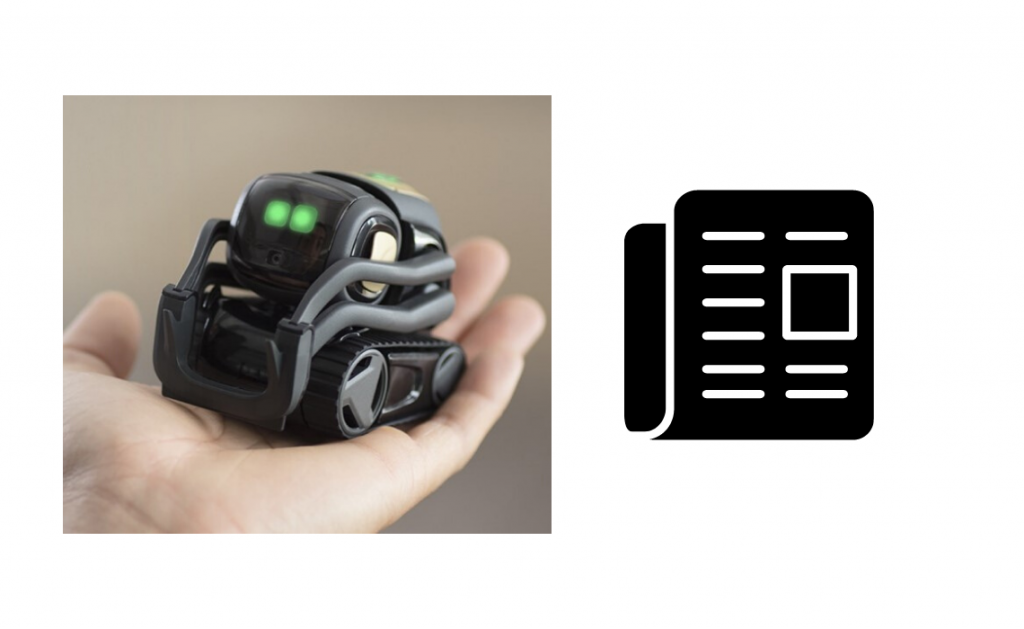 Vector mini robot