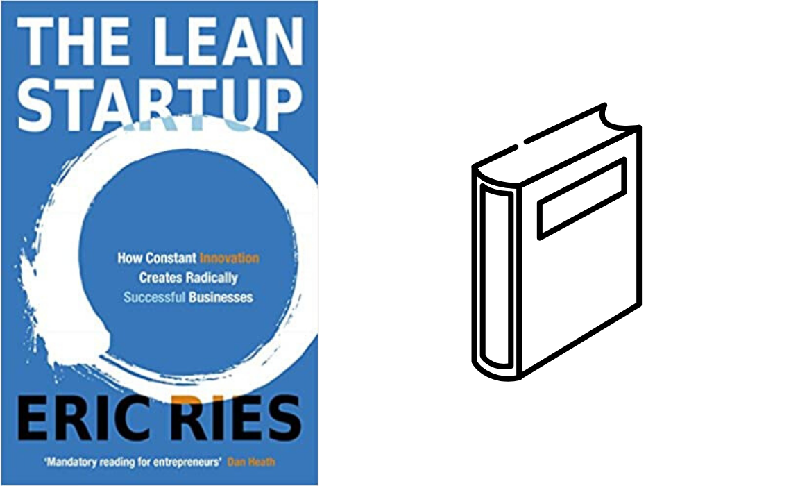 The Lean Startup book Eric Ries